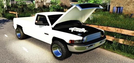 Photo of FS19 – Dodge Sc 2Nd Gen 3500 V1.0