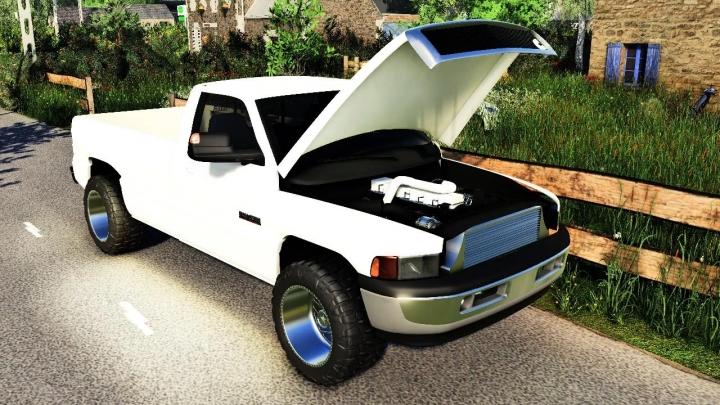 FS19 - Dodge Sc 2Nd Gen 3500 V1.0
