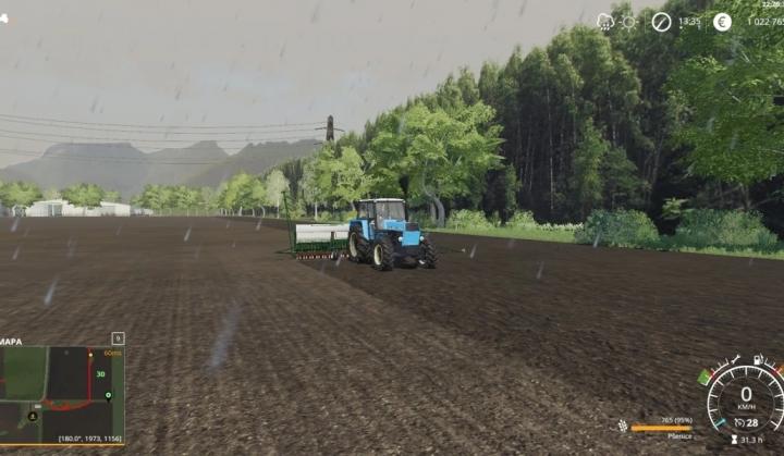 FS19 - Edit Seed Drill 40-Sexdj-150 V1.0