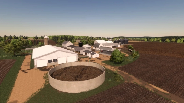 FS19 - Farmersburg Remastered Public Beta
