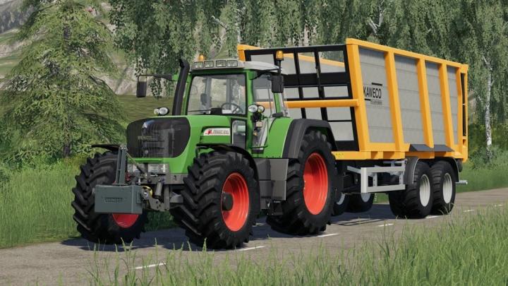 FS19 - Fendt 900 Tms Vario V2.2