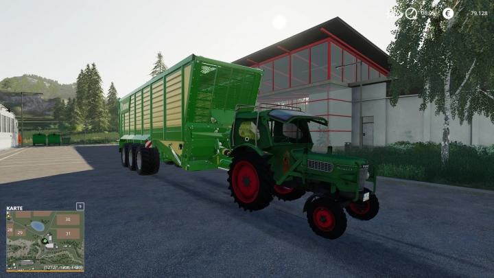 FS19 - Fendt Farmer2 V1.0