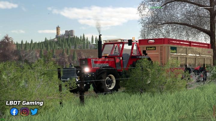 FS19 - Fiatagri 180.90 V2.0