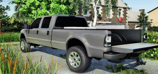 Photo of FS19 – Ford F-250 King Ranch 2006 V1.0