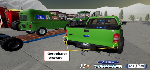 Photo of FS19 – Ford Global Company V1.0.0.1