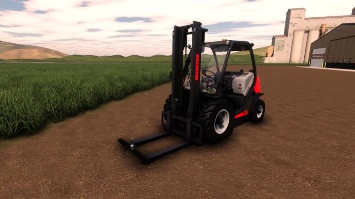 FS19 - Forklift With Hitch V1.0