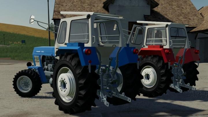 FS19 - Fortschritt Zt 300-303 V2.0