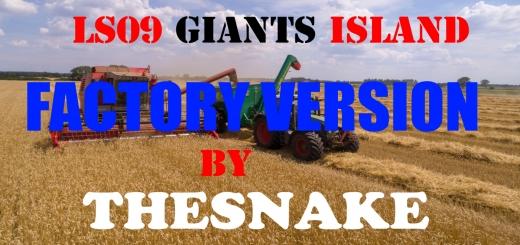Photo of FS19 – Giants Island LS09 V1.0.8