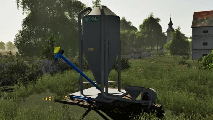 FS19 - Grain Silos V1.1.0.1