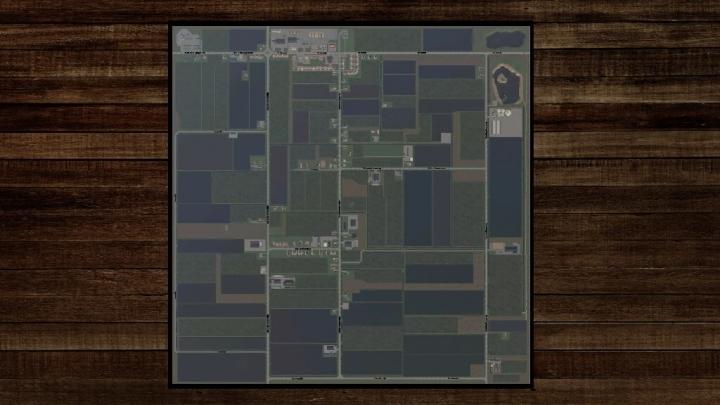 FS19 - Hollandscheveld Map V1.1.2