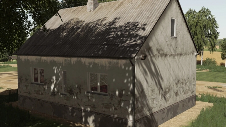 FS19 - House In Old Style V1.0