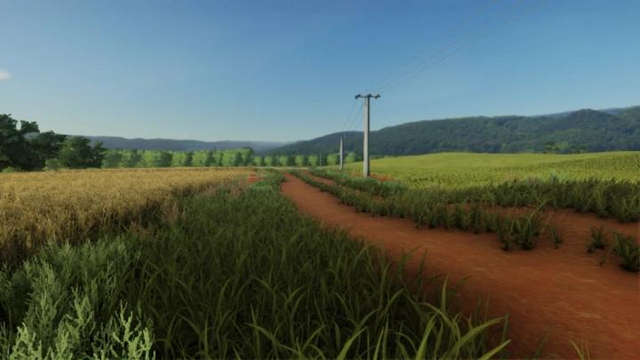 FS19 - Ibis Farm Map V1.0