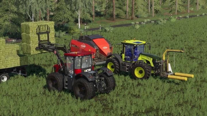 FS19 - Jcb 4220 Pack V1.0.0.1