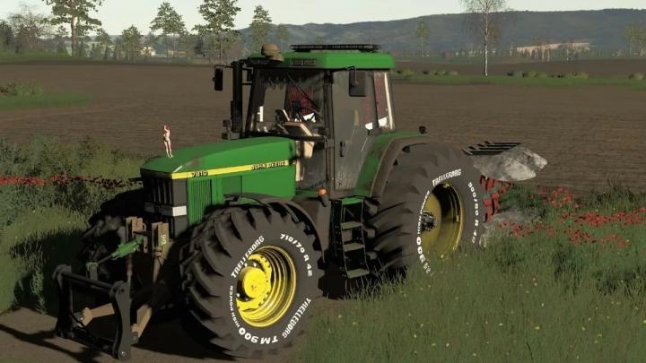FS19 - John Deere 7810 V1.0