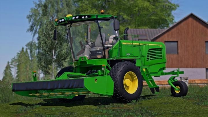 FS19 - John Deere W200 Series V1.0