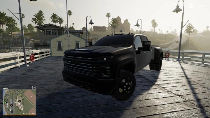 FS19 - Khg 2020 Chevrolet V1.0