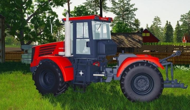 FS19 - Kirovec K744 R4 Premium V1.0