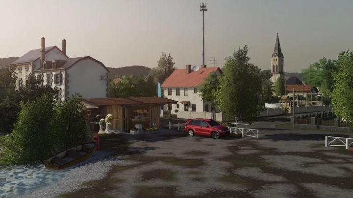 FS19 - Le Village Tp V1.0