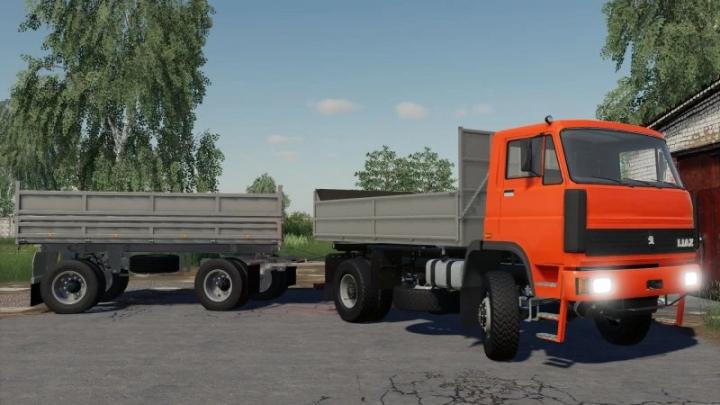 FS19 - Liaz 150 V2.0