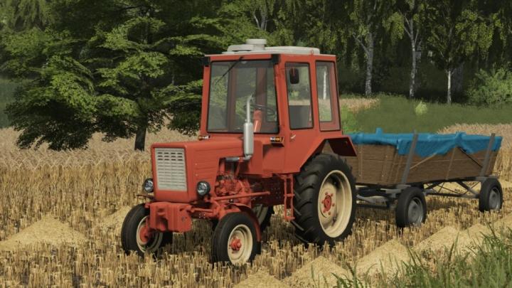 FS19 - Lizard T25A-T30A80 V1.0