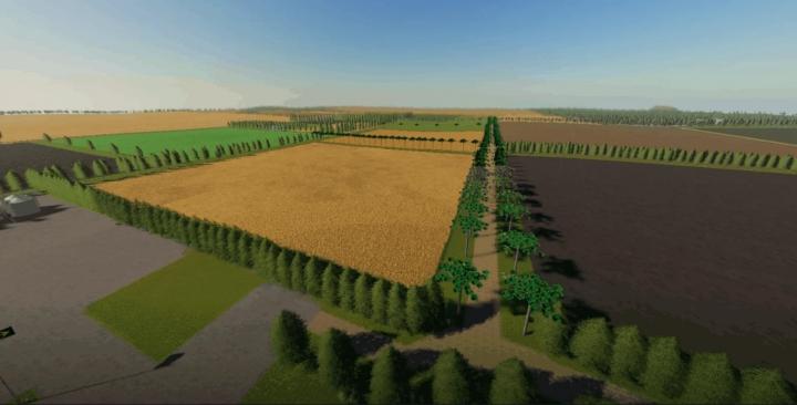FS19 - Mapa Fazenda Estrela Do Sul V1.2.1