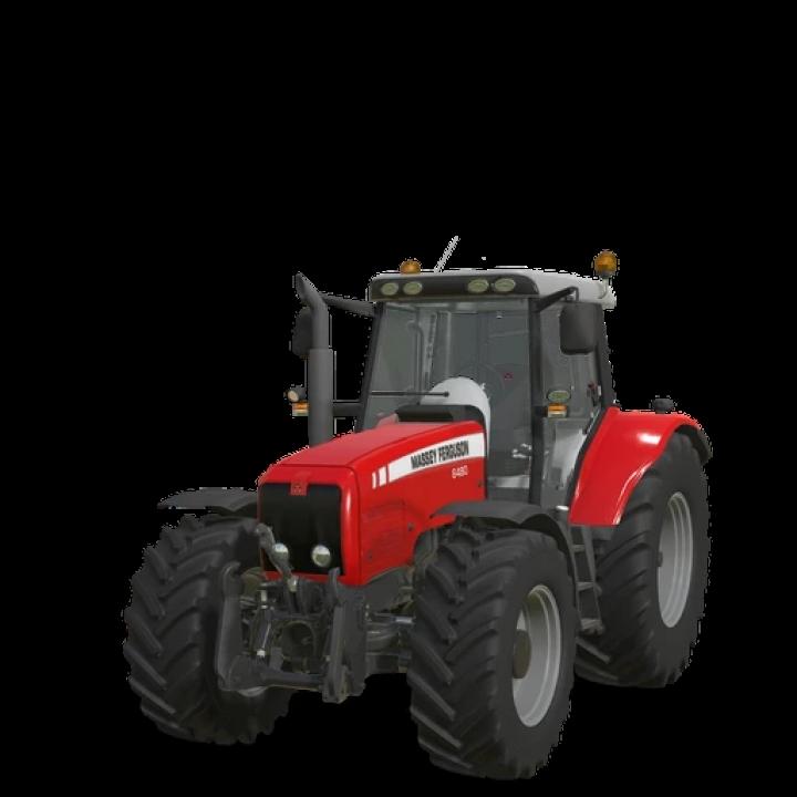 FS19 - Massey Ferguson 6460-80 Tier 2 V2.0
