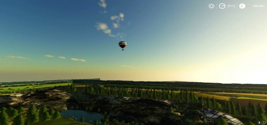 Photo of FS19 – My Little Valley Map V3.0