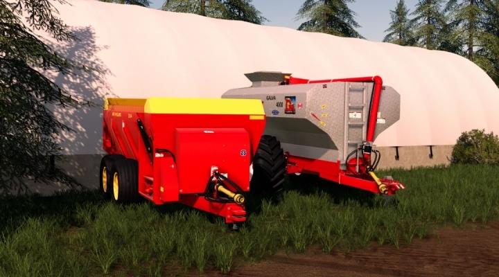 FS19 - New Holland 3114 V1.0