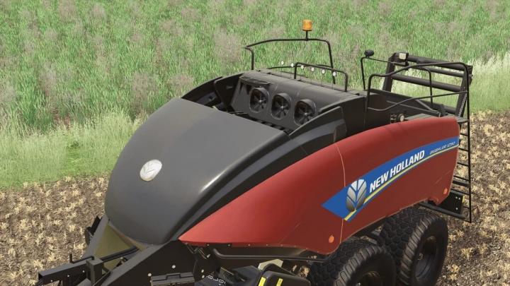 FS19 - New Holland Bigbaler 1290 V1.0