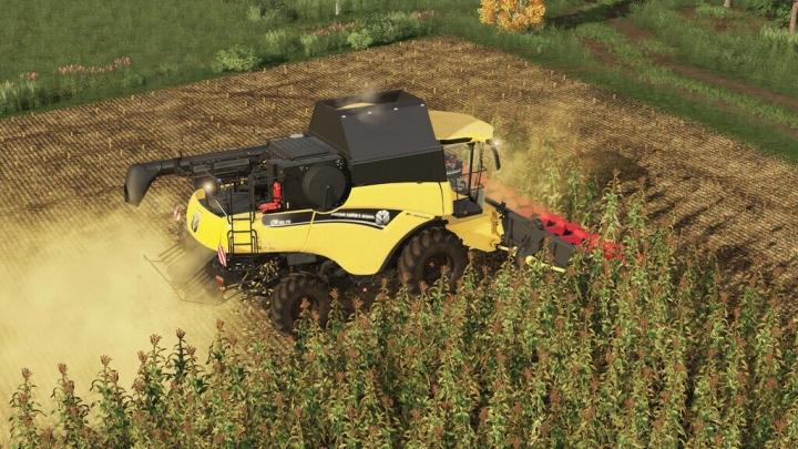 FS19 - New Holland Cr9.90 V1.1