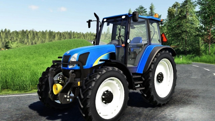 FS19 - New Holland T5000/Tl V1.0