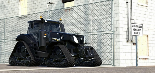 Photo of FS19 – New Holland T8 Series V1.2