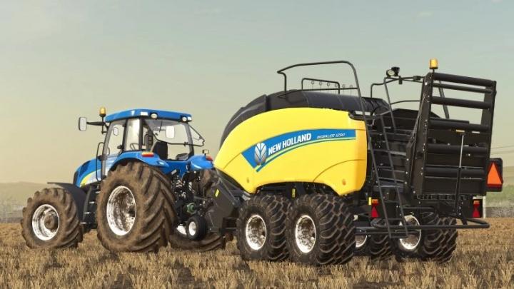 FS19 - New Holland Tg285 V1.0