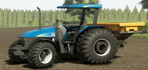 Photo of FS19 – New Holland Tl Series 2012 Brazil V1.1