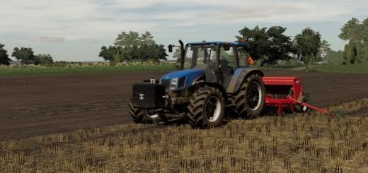 Photo of FS19 – New Holland Tl100 V1.0