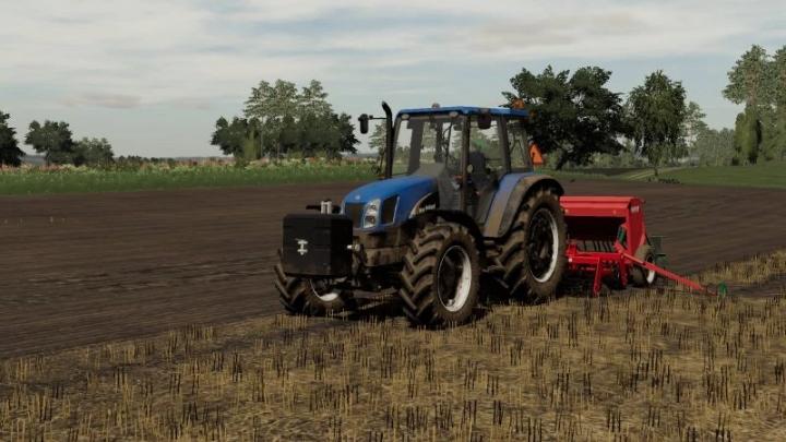 FS19 - New Holland Tl100 V1.0
