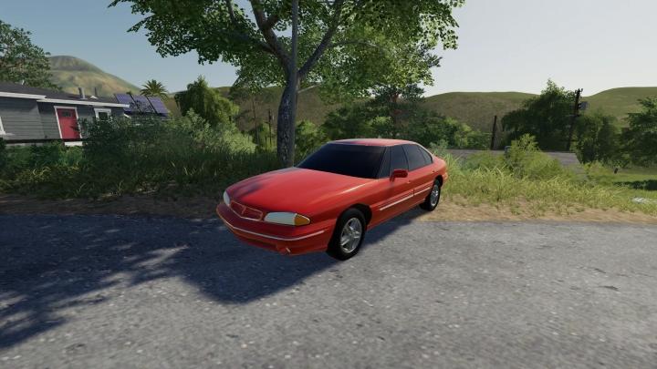 FS19 - Pontiac Bonneville 1996 V1.0