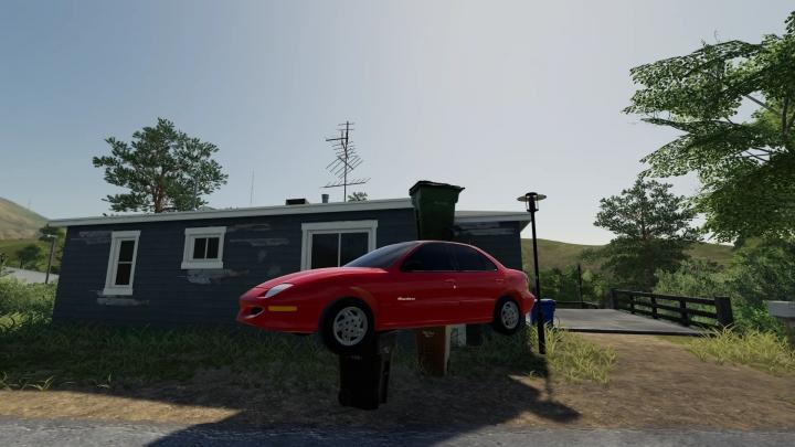 FS19 - Pontiac Sunfire 1996 V1.0