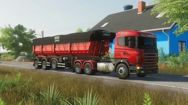 FS19 - Randon Vanderleia Dumper V1.5