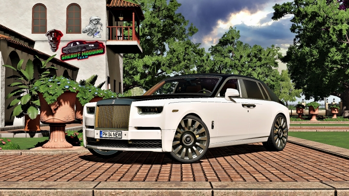 FS19 - Rolls-Royce Phantom 2018 V1.0
