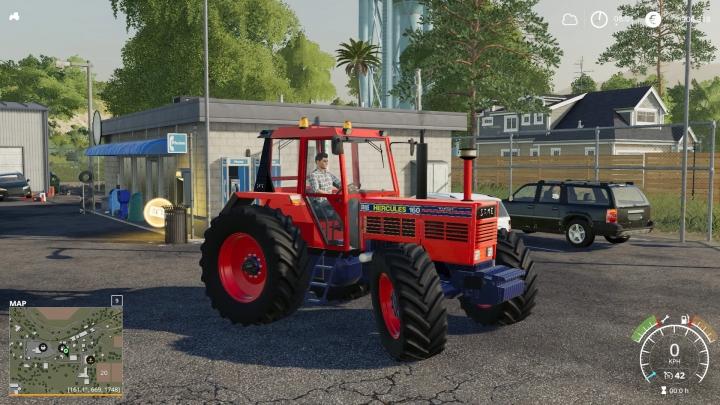 FS19 - Same Hercules 160 V1.0