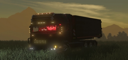 Photo of FS19 – Scania R580 Lilleman Tratten V1.0