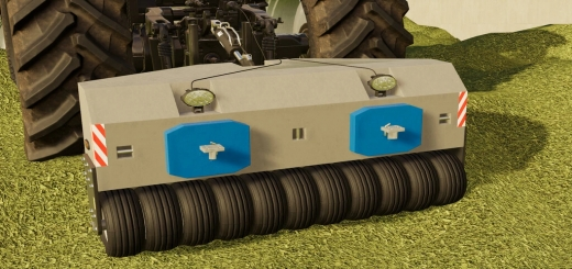 Photo of FS19 – Silo Roller Weight V1.0
