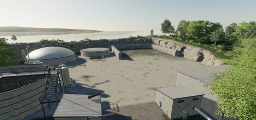 Photo of FS19 – Spectacle Island Map V1.2