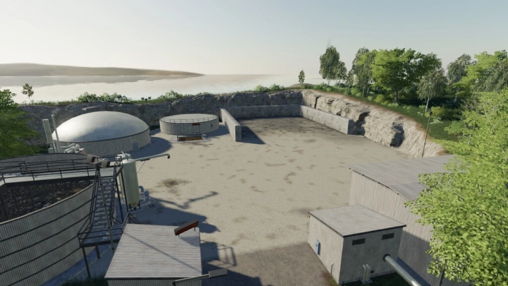 FS19 - Spectacle Island Map V1.2