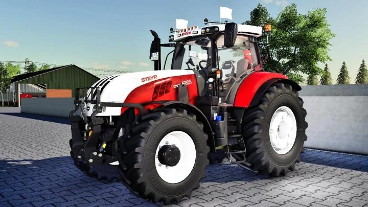 FS19 - Steyr Cvt 6230 V1.0