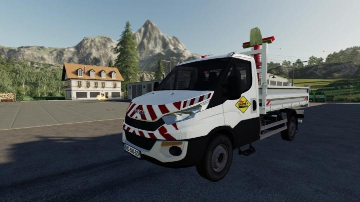 FS19 - Truck Iveco Benne Tp V1.0.0.1