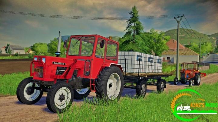 FS19 - Universal 650 If V1.0