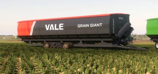 Photo of FS19 – Vale Grain Giant V1.0