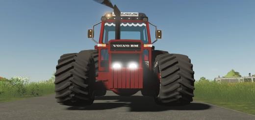 Photo of FS19 – Volvo Bm Tractor V1.0